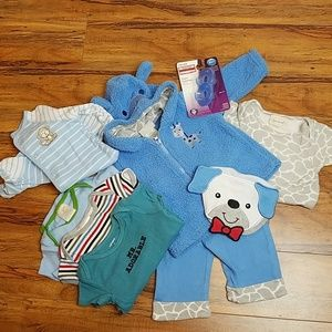 Baby 3 to 6 months Bundle / Box